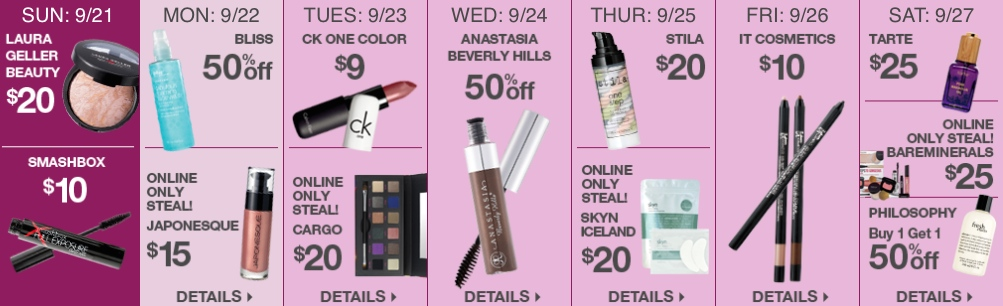 ULTA 21 Days Week 3