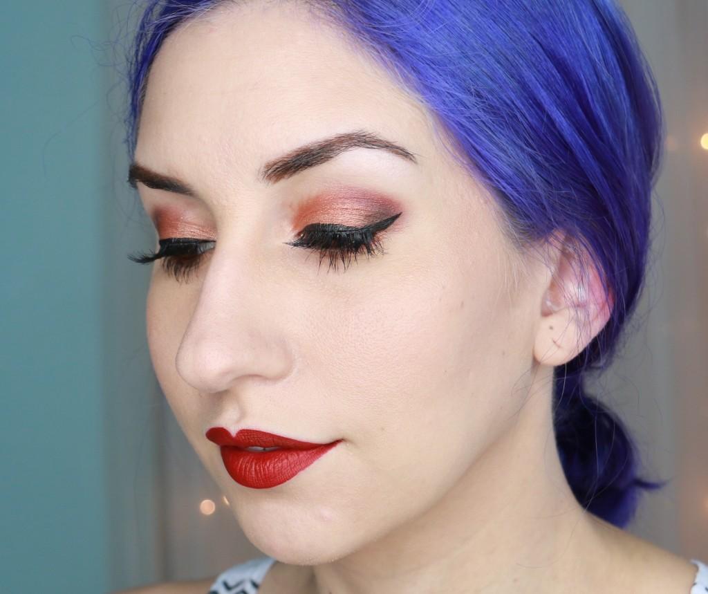Kat von d makeup